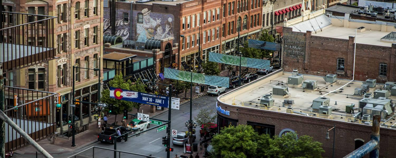 Larimer Square Denver
